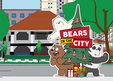 Bears In The City Instagram Contest