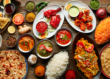 Celebrate Deepavali With a Sumptuous Feast at These 4 Indian Restaurants