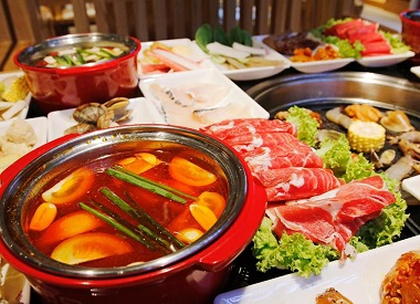 Jin Shang Yi Pin Buffet Hot Pot: A Tasteful Journey To Northwest China